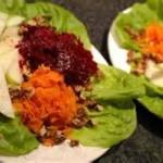 Салат из свеклы для очистки организма