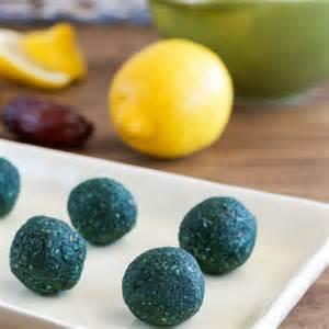 spirulina balls