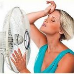 Пременопауза: приливы жара (hot flashes) и как от них избавиться