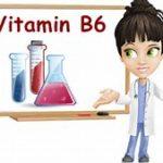 Прогестерон и витамин В6